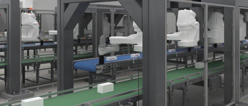 Systèmes de Pick & Place haute performance de la série HPPS - Systèmes de Pick & Place haute performance de la série HPPS