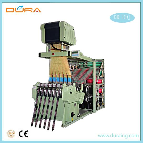 Edj Electronic Narrow Fabric Jacquard Needle Loom - Needle loom