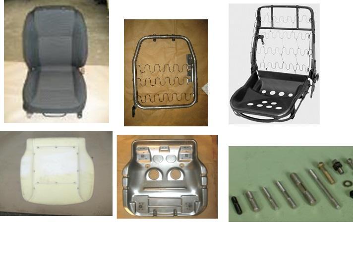 Automobiles seats