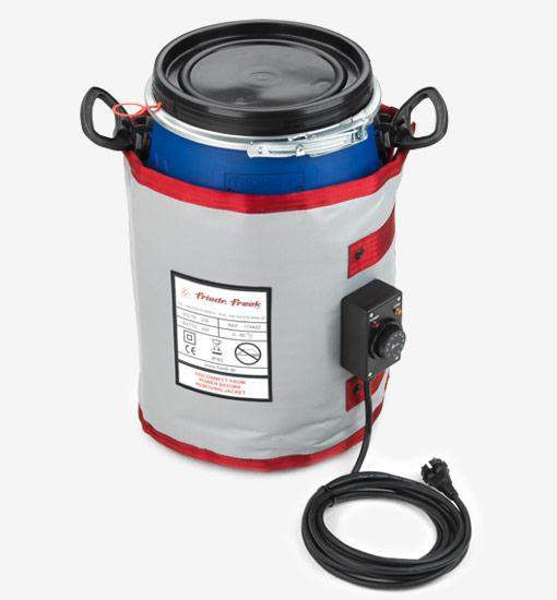 Drum Heater - Insulated Heater Jacket HISD (90°C)