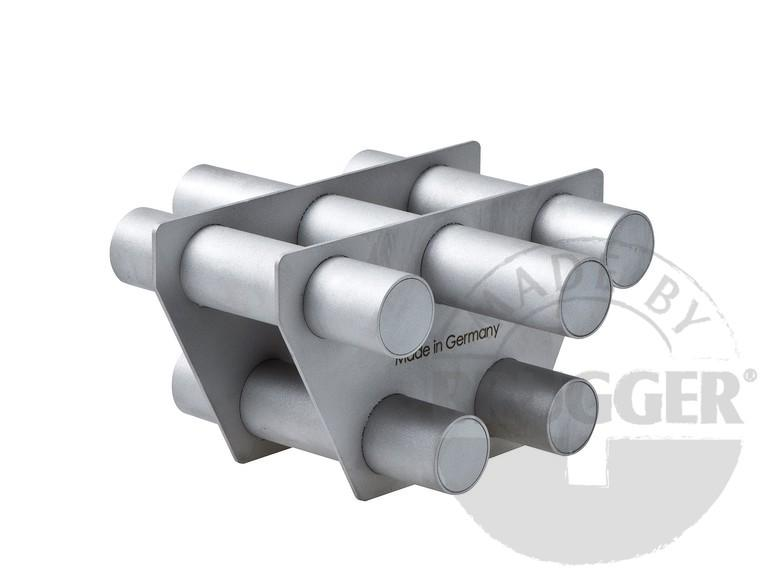 Magnet filter made of hard ferrite funnel shape 60°,... - null