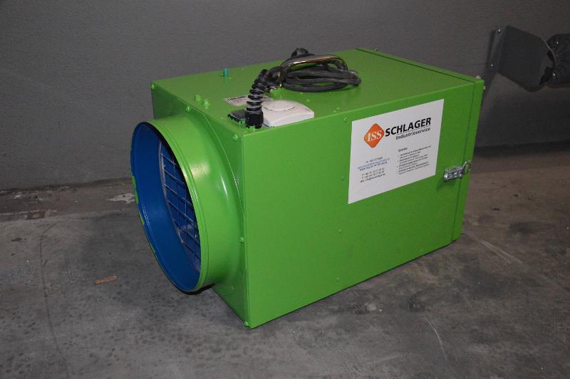 Luftreiniger, tragbar, Luftstrom 300 - 1100 m³/h