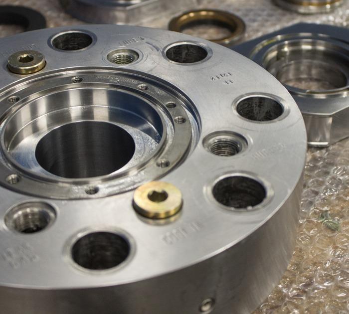 Compressor parts - small components - a great impact