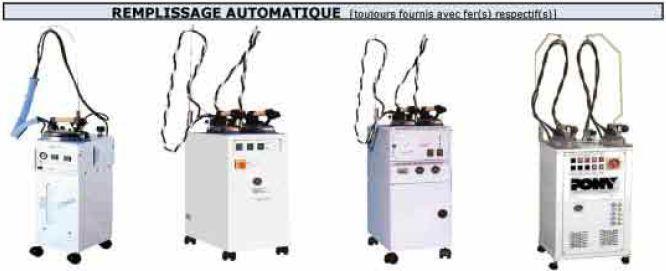Générateurs remplissage automatique  - 1F362