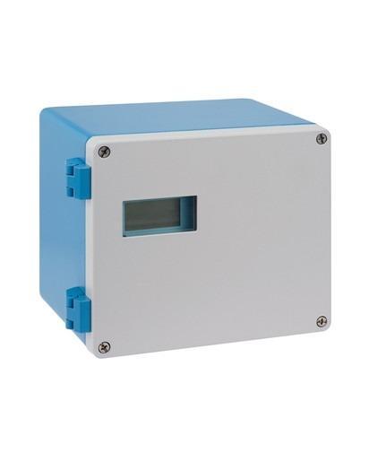 Ultraschallmesstechnik Laufzeitmessverfahren Prosonic FMU90 - Messumformer im Feld- oder Hutschienengehäuse für bis zu 2 Ultraschall-Sensoren