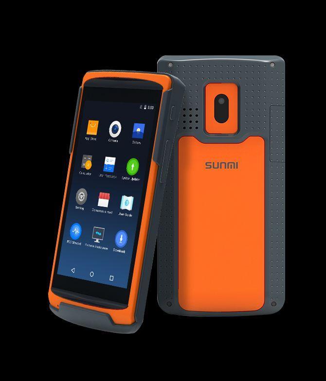 Sunmi M1 - Sunmi M1 POS - Mobiles POS Terminal mit Touchscreen