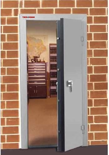 Tresortüren und Wertraumtüren