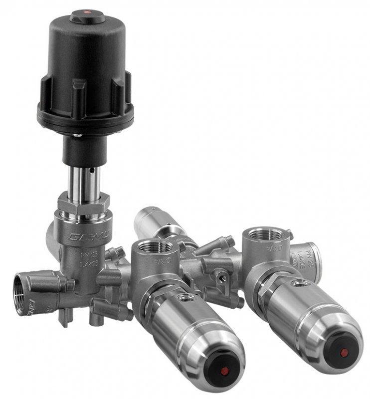 GEMÜ 553 - Modular distribution valve