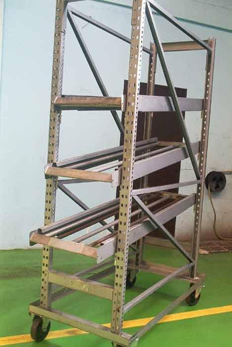 devis rénovation peinture électrostatique - sur site