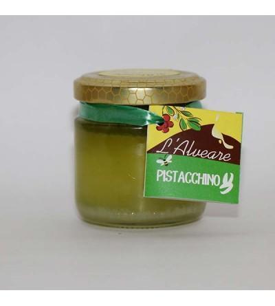 Miele aromatizzato al pistacchio - Miele