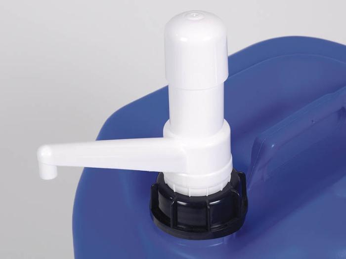 Bomba dosificadora Dosi-Pump - Bomba manual, bomba dispensadora, apta para barriles, latas, carbohidratos o bot