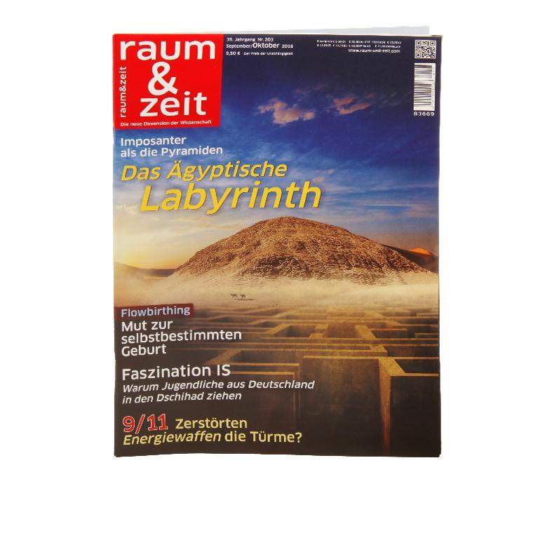 Raum & Zeit- Das Ägyptische Labyrinth - Bücher und Zeitschriften