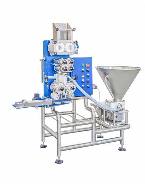 Automatic filled pasta forming machine AP210 - AUTOMATIC STUFFED PASTA MAKING MACHINES
