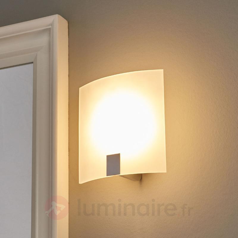 Applique LED Baltasar pour la salle de bain - Salle de bains et miroirs
