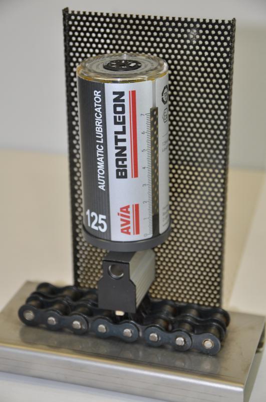 BANTLEON Schmierstoffgeber - Bantleon Schmierstoffgeber ist ein automatischer Einsatzpunkt-Langzeitspender.