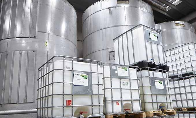 Storage & repackaging - Waste & Recycling