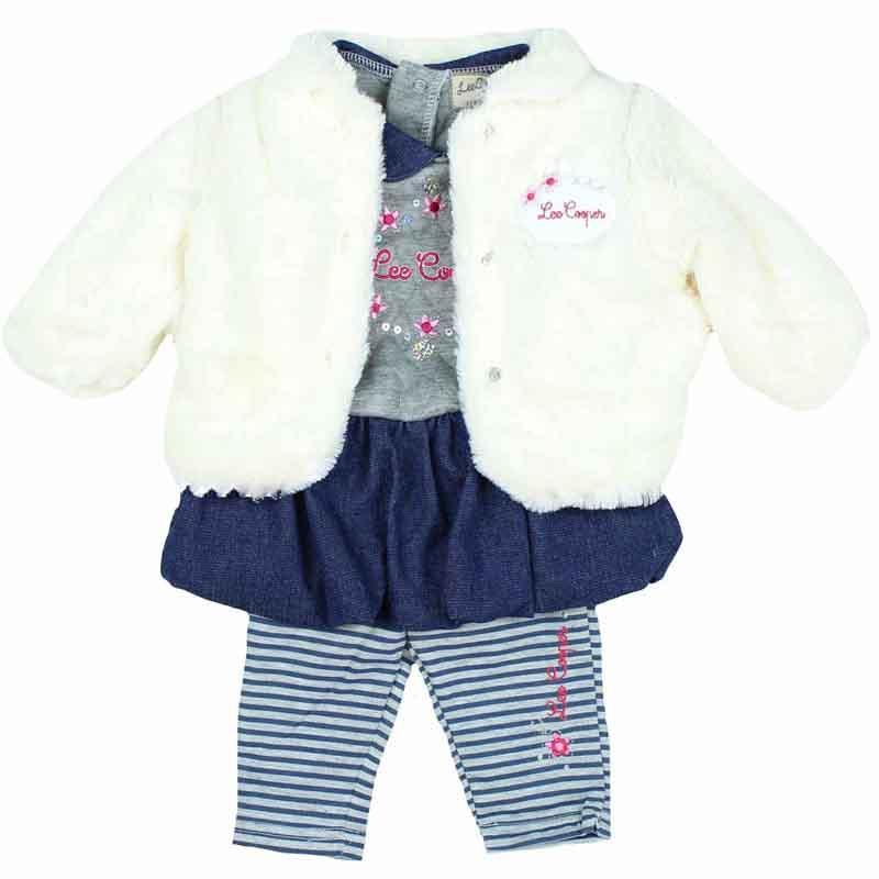 Großhandel baby kleidungsets lizenz Lee Cooper - Winter Set