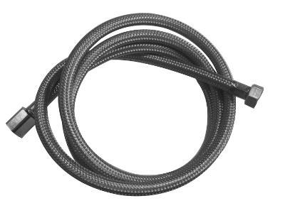 Tubo acciaio inox estensibile MF - Flessibili per acqua