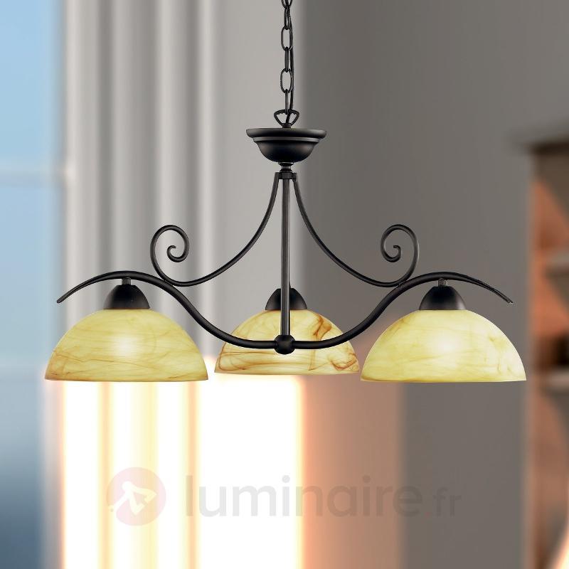 Lustre Lacchino à 3 lampes - Suspensions rustiques