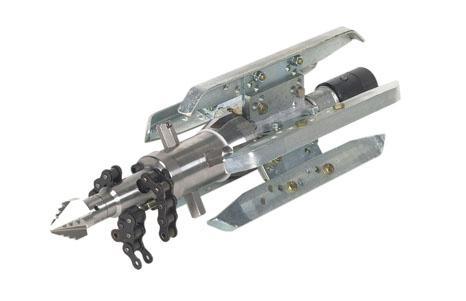 Sewer chain cutters - Super Plus 150