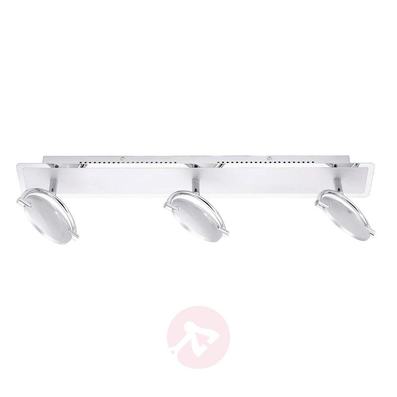 Three-bulb LED ceiling spot Cate - Ceiling Lights