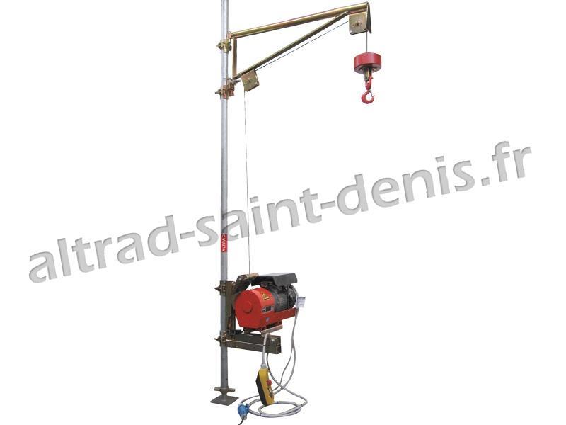 Treuil DM 100/AP - Treuils pour échafaudages