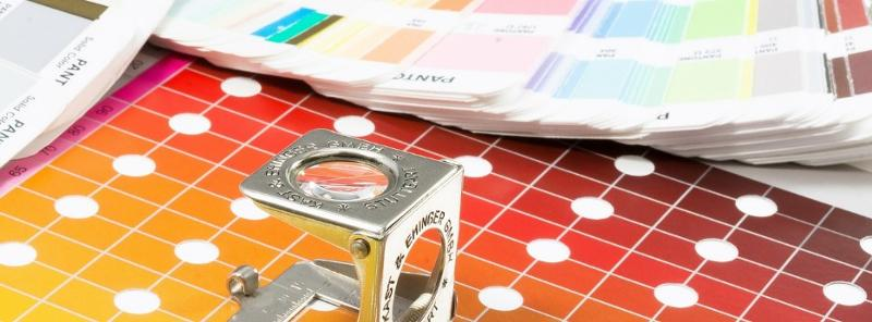 Printing & finishing - Services