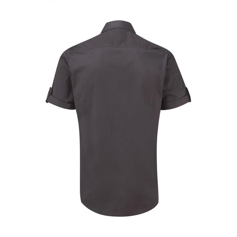 Chemise manches retroussables homme - Homme