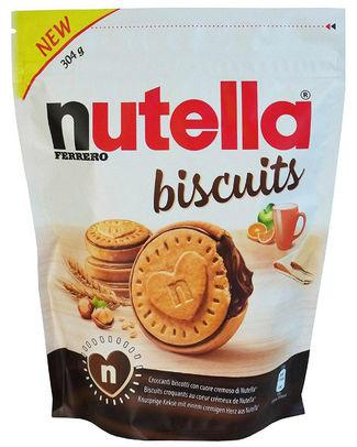 Nutella biscuits T22 304gr - 10 - Import / Biscuits