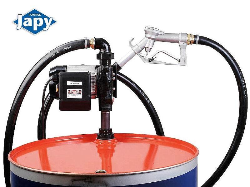 Pompe électrique vide fût - FJEV2500 - FJEV2533A - FJEV2500A et FJEV2533 - null