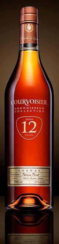 Cognac 12 ans d'âge - Cognac Courvoisier