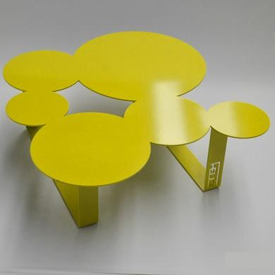 Table basse design Inside Bubble