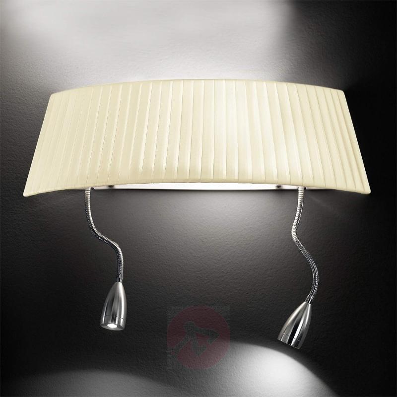 Dorotea LED Designer Ceiling Light Elegant Beige - design-hotel-lighting