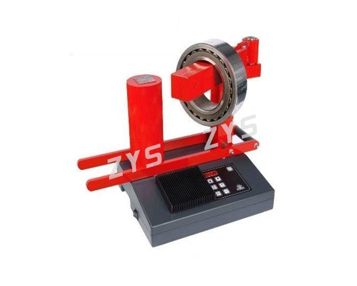 Radiateurs à induction à roulement - Équipement de mesure de roulement