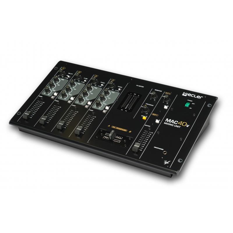 DJ-Mixer - Ecler MAC 40v