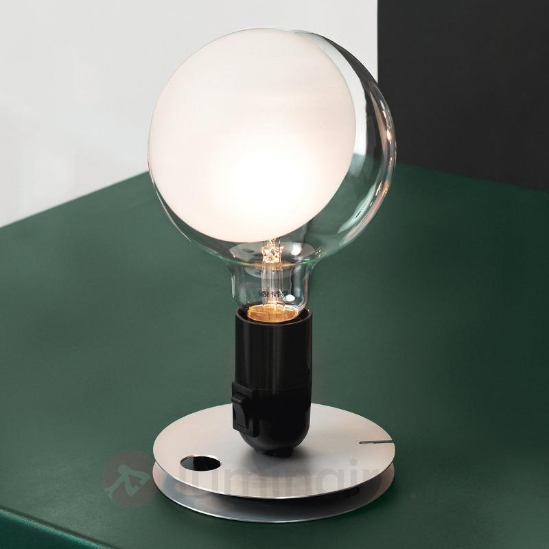 Lampe à poser de designer LED originale Lampadina - Lampes à poser designs