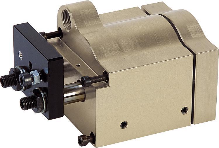 Butée de position intermédiaire pour module 20062-026 - Système de manipulation pneumatique