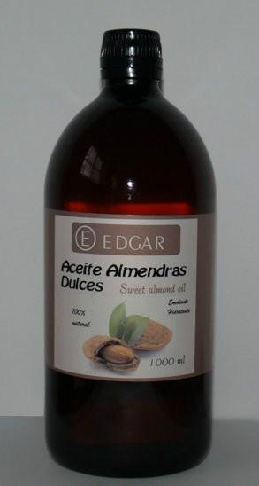 Aceite de almendras dulces para masaje -