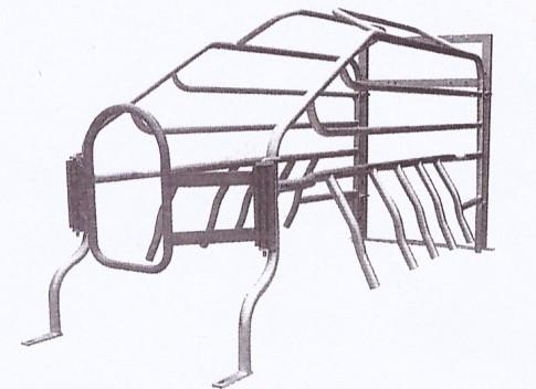 sow gestation/stall/pen/ farrowing limited crate - Pig/sow /piglet/piggery farrowing crate/ Gestation/stall/pen