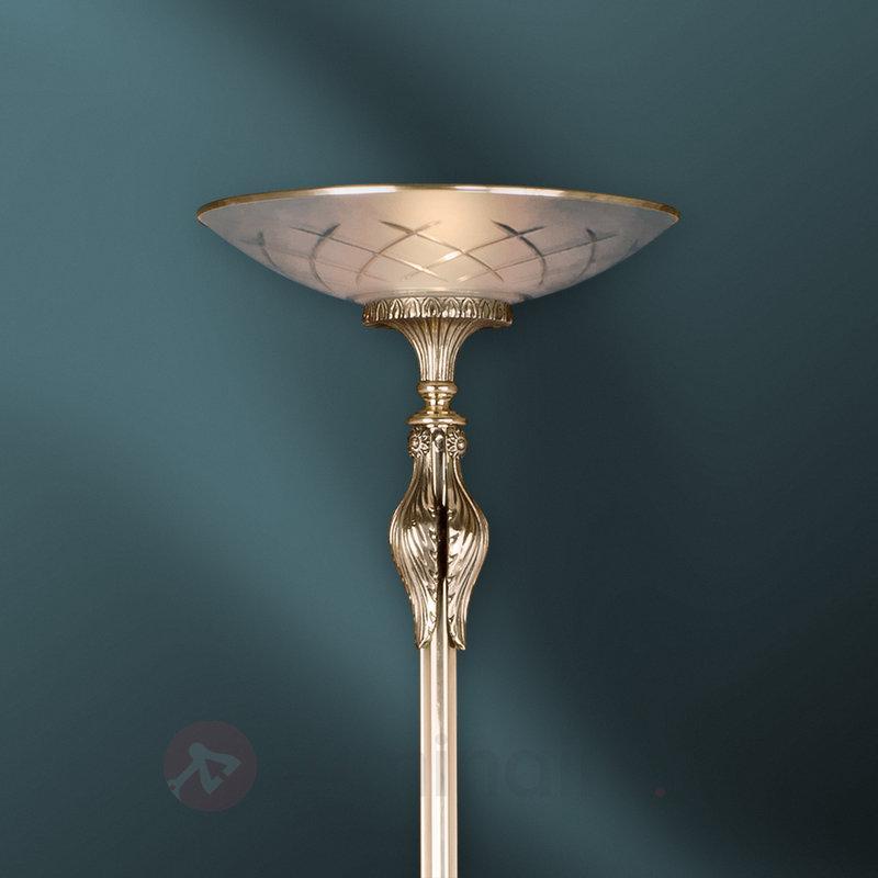 Élégant lampadaire à éclairage indirect Arena - Lampadaires à éclairage indirect