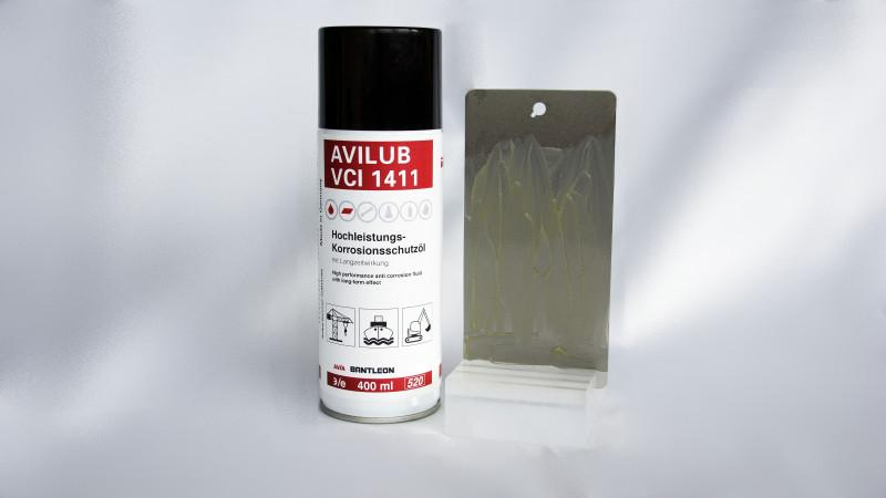 Corrosion protection - With our liquid and dry preservation you create security.