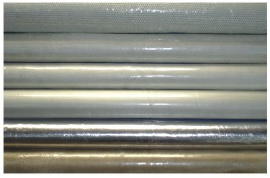Non-Metal Products(Mineral Products) - Fiber Glass Cloth (C-glass)