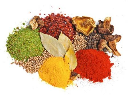 Herbs and Spices -