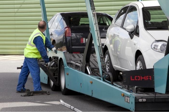Transport de véhicule en panne - Professionnels