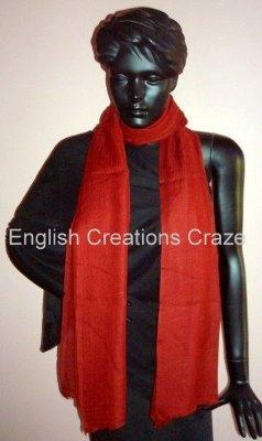 Cashmere Printed Scarves - Cashmere Printed Scarves