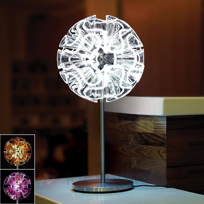 Lampe de table design Coral avec LED - Lampes à poser LED