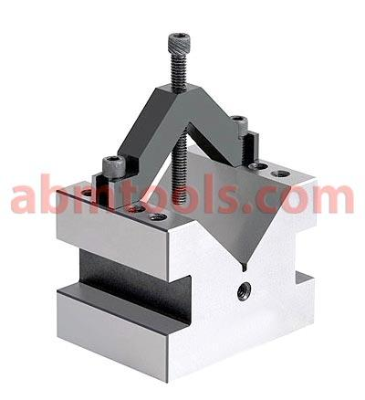 Ultra Precision V Block - metalworking jigs typically used to hold round metal rods or pipes