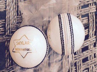 Skylark international white ball - Cricket ball