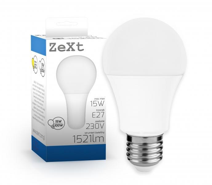 """LED lightbulb """"Blueline"""" - LED lightbulb A60 15W 4000K 1521 lm"""