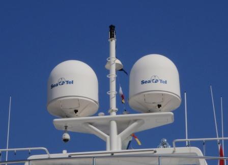 Maritime VSAT Service - For Global Internet Connectivity